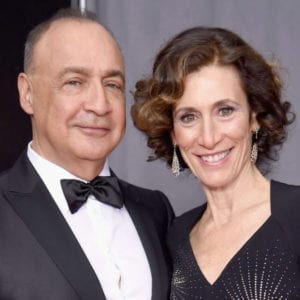 LEN AND EMILY BLAVATNIK, pro-Israel donors