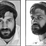 Andy Green, suspected assassin of Alex Odeh, photographed in New York City in June of 1985. Now lives on Israeli settlement.