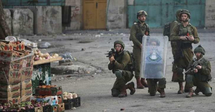 The IDF Spokesman Announces: Continue to Shoot Palestinian Children