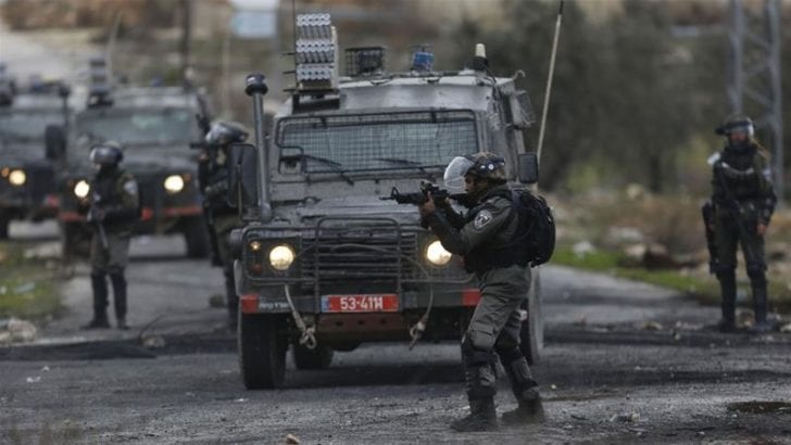 Israeli forces kill 4 Palestinians in a day as tensions heighten