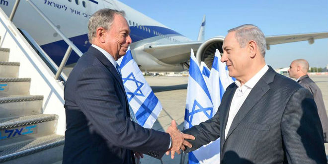 Bloomberg: Fanatic pro-Israel billionaire trying to buy US Presidency
