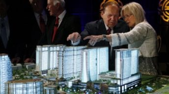 Sheldon Adelson keeps casinos open despite coronavirus danger