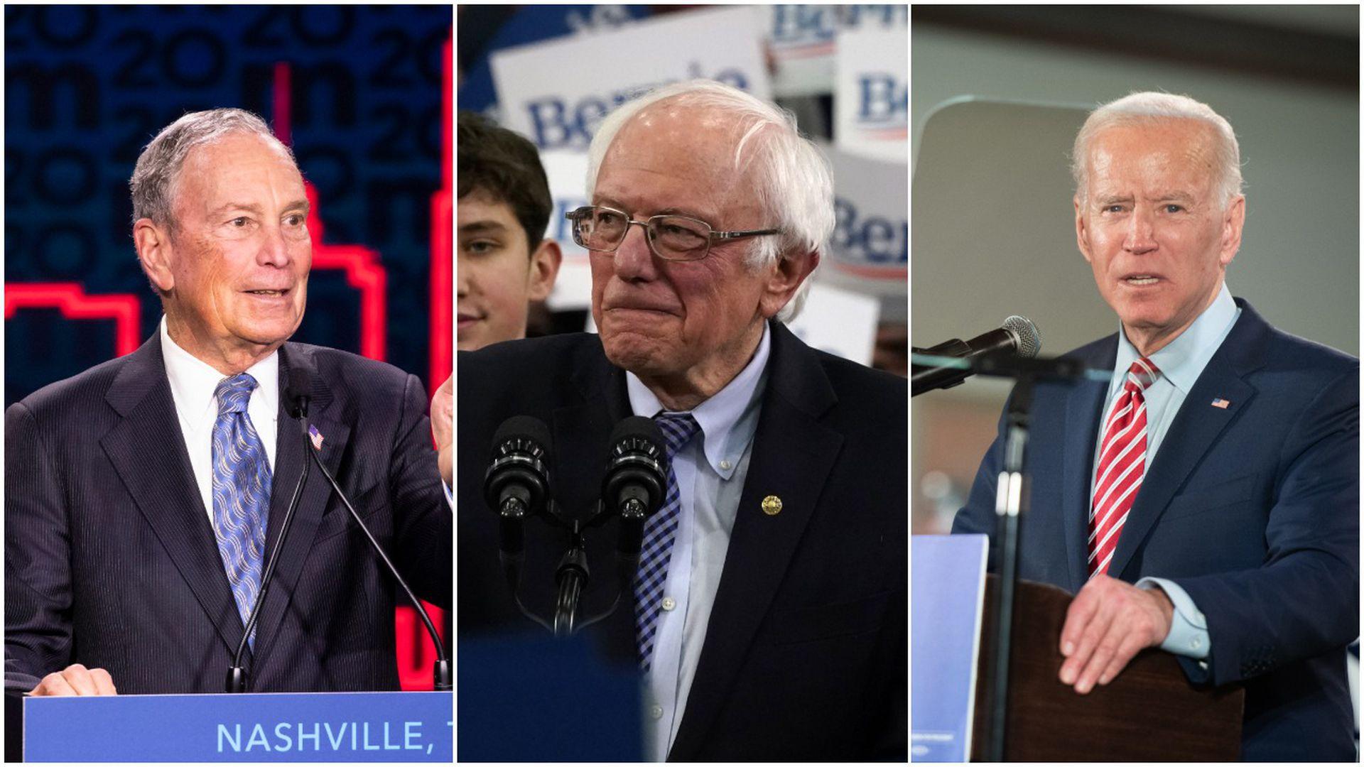 Super Tuesday: Israel partisans work to block Sanders' nomination
