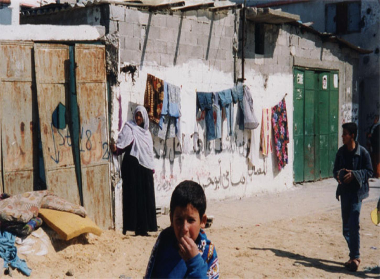 خانواده های غزه زیر 13+ سال از