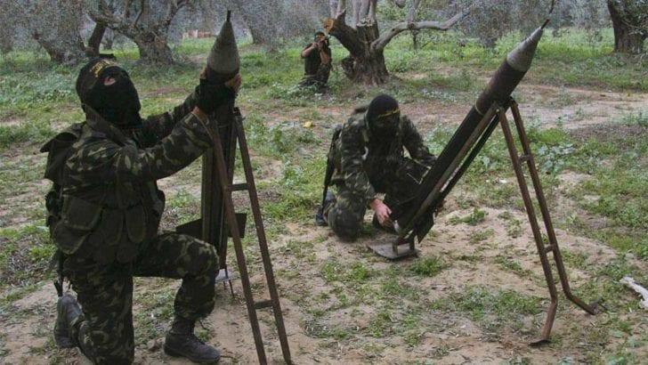 Flashback: NY Times Lied That Hamas Had Been Firing Rockets at Israel