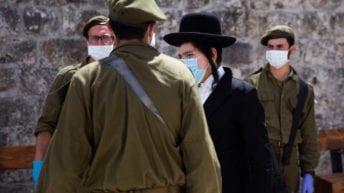 Israelis Have Taken To Spitting on Palestinians During Coronavirus