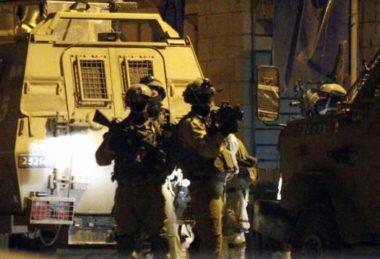 Israeli forces shoot youth, kill man, invade Gaza, raze farmland, abduct people, etc