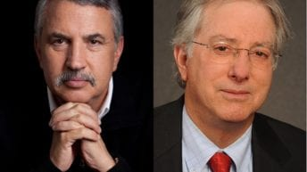Israeli envoy calls Thomas Friedman & Dennis Ross spokesmen for Israel