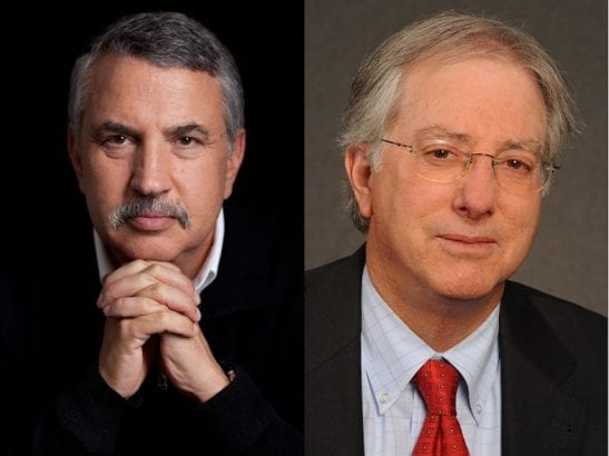 Israeli envoy calls Thomas Friedman & Dennis Ross spokesmen for Israel