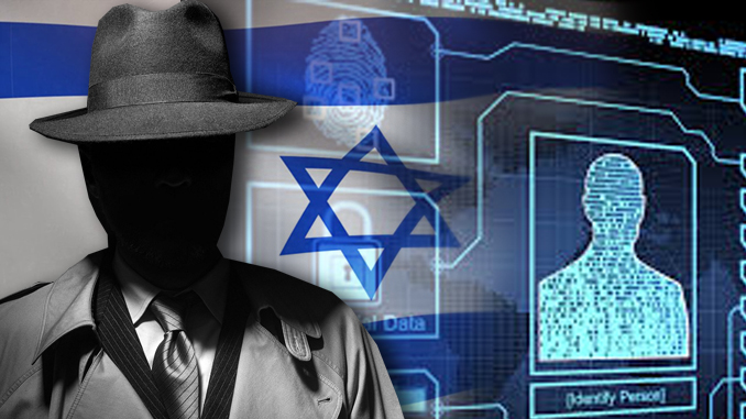 Israeli Spying on US, Perfecting 24/7 Surveillance Tech