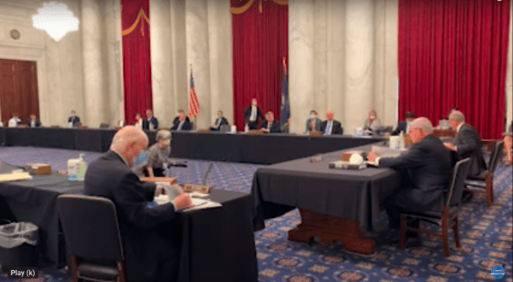 Senate Committee slips through $38 billion package to Israel