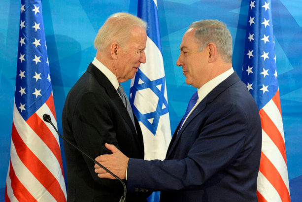 Biden, Israel, and the Palestinian People