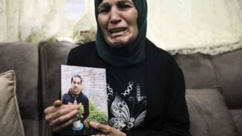 "Mother of Slain Palestinian: ""My Son Was A Child In A Man's Body"""