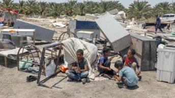 Israel breaks promise, demolishes homes of 65 Palestinians