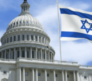 pro-Israel legislation in congress