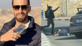 Palestinian killed at Israeli checkpoint, cheated by mainstream media