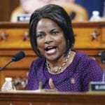 Rep. Val Demings speaks on articles of impeachment against President Donald Trump. Demings is among the women Joe Biden is considering for his vice presidential running mate.