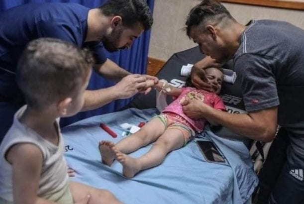 Israel bombs Gaza for 11 days, US media show little interest