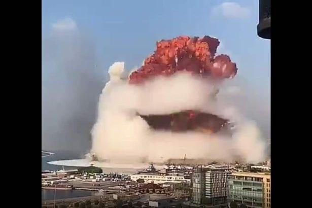 """BREAKING: Israel Bombed Beirut"" – Silverstein"