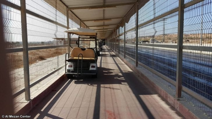 Israeli authorities arrest cancer patient traveling to hospital