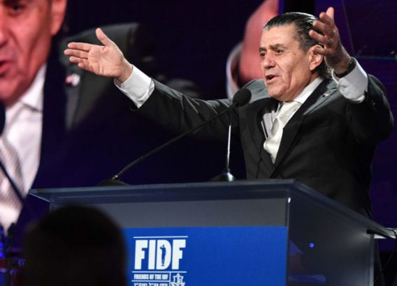 Haim Saban backs Biden; will host a fundraiser next week