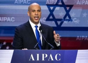 Pro-Israel legislation from Cory Booker includes s.4482