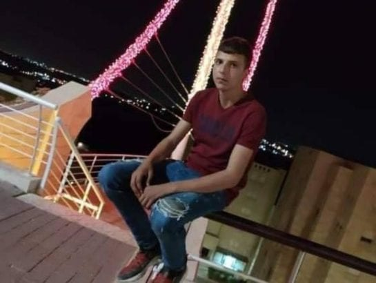 Israel says teen fell and died as he fled soldiers. Witness Describes Gruesome Violence