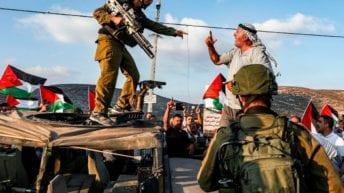 Israelis abduct, kill, attack Palestinians in West Bank & Gaza, warplanes strike Gaza