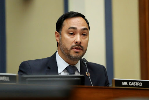 Joaquin Castro: a non-Zionist contender for Foreign Affairs Committee??