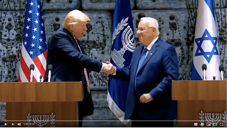WATCH: Pro-Israel groups air ads for Trump & Biden