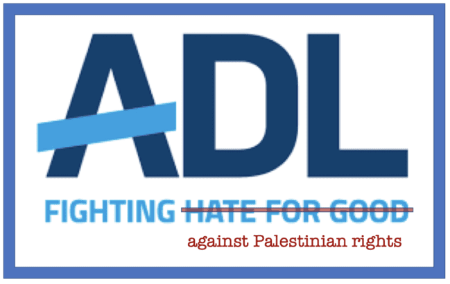 "Dear ADL: there's no place for ""No Place For Hate"" in our schools"