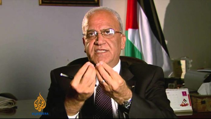 Obituary: Erekat, negotiator, public face of Palestinian cause