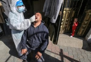 covid testing - vaccine apartheid