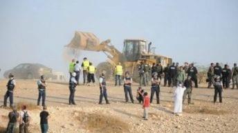 Israeli harassment of Palestinian Bedouin village won't let up