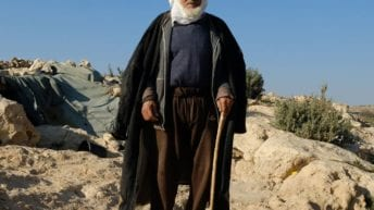 Israeli Settlers Severely Beat 78-Year-Old Palestinian Man