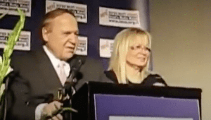 Pro-Israel mega-donor Sheldon Adelson dies at 87