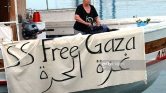 Gaza Memorial Playground In Mary Hughes Thompson's Name