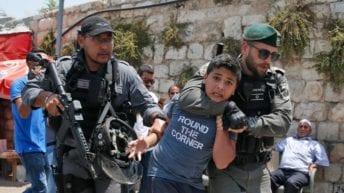 Israeli interrogator sexually assaults Palestinian child detainee
