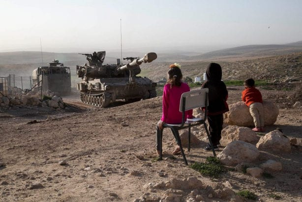 """When your village becomes a """"firing zone"""" – that's ethnic cleansing"""