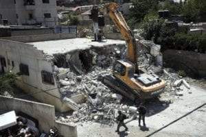 israeli human rights violations include home demolitions