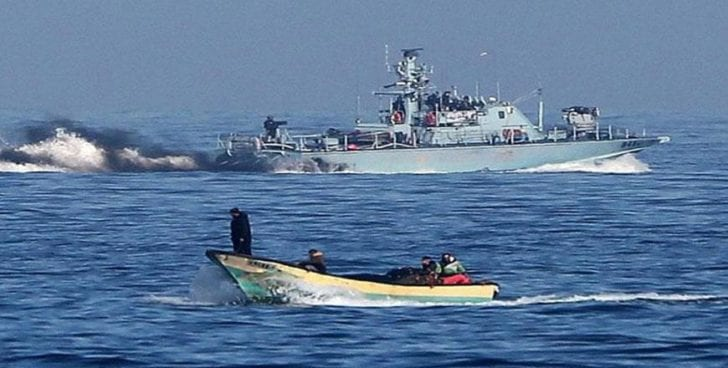 Booby-trapped Israeli drones killed 3 Gaza fishermen, probe finds