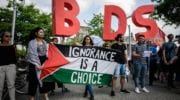 New Congress entertains its first anti-BDS legislation
