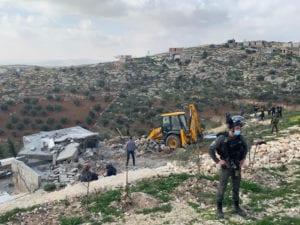israeli authorities at masafer yatta