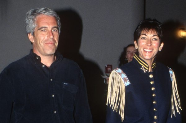 Does Ghislaine have Epstein's blackmail videos (for Israel)?