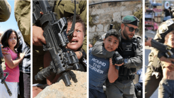 Daily assault on Palestinian childhood – attacks, bombings, abductions, shootings