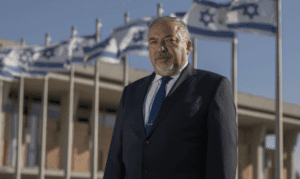 Avigdor Liberman, Yisrael Beiteinu party, ally of Jewish Power