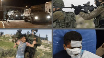 Israel's week-long smorgasbord of abuse against Palestinians March 9-15