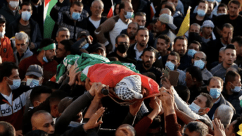 Yet another Palestinian protester killed as Israel steals his land