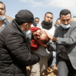 Atef Haneisheh, Palestinian protester killed Friday