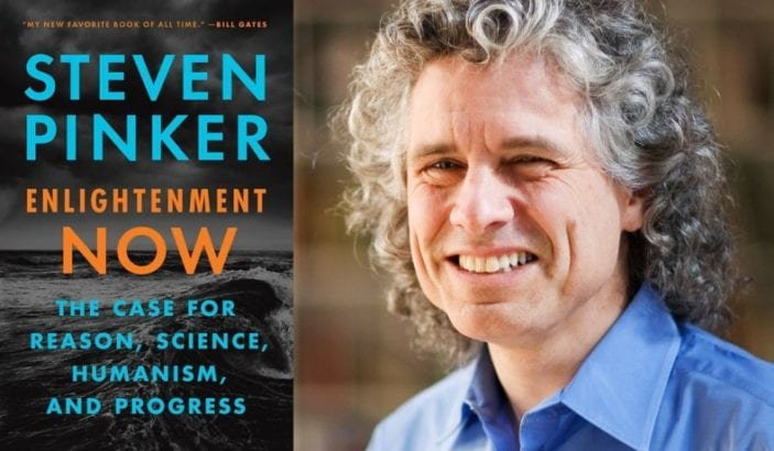 Steven Pinker's 'Enlightenment Now' ignores Israeli genocide against Palestinians
